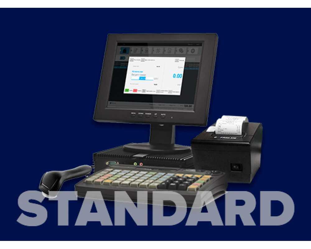 Фискальное клавиатурное решение Standard