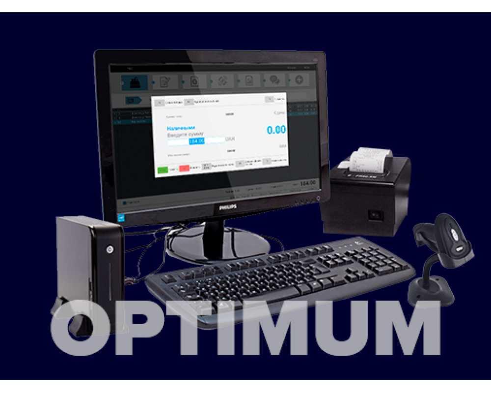 Фіскальне клавіатурне рішення Optimum