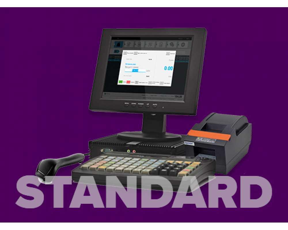Нефискальное клавиатурное решение Standard