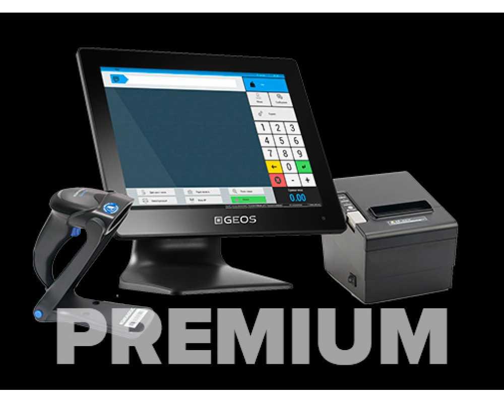 Нефискальное решение на планшете Premium