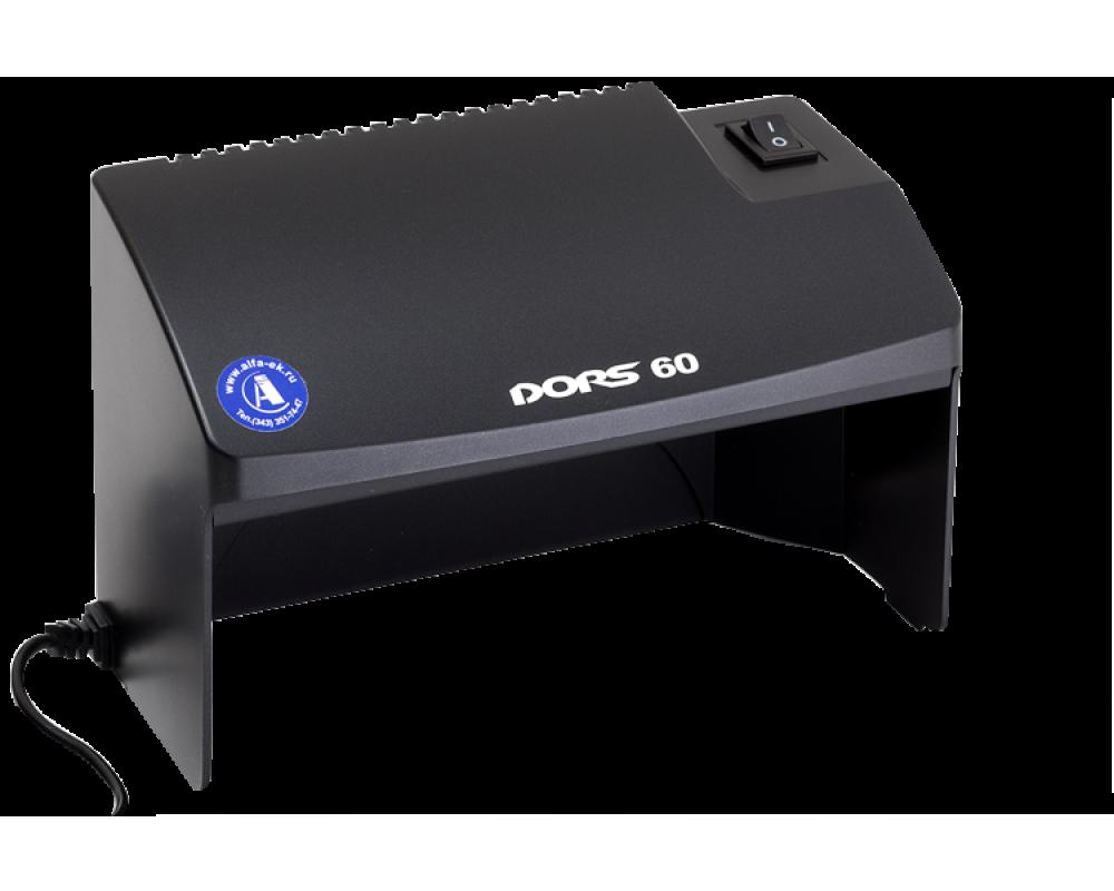 Детектор валют DORS 60