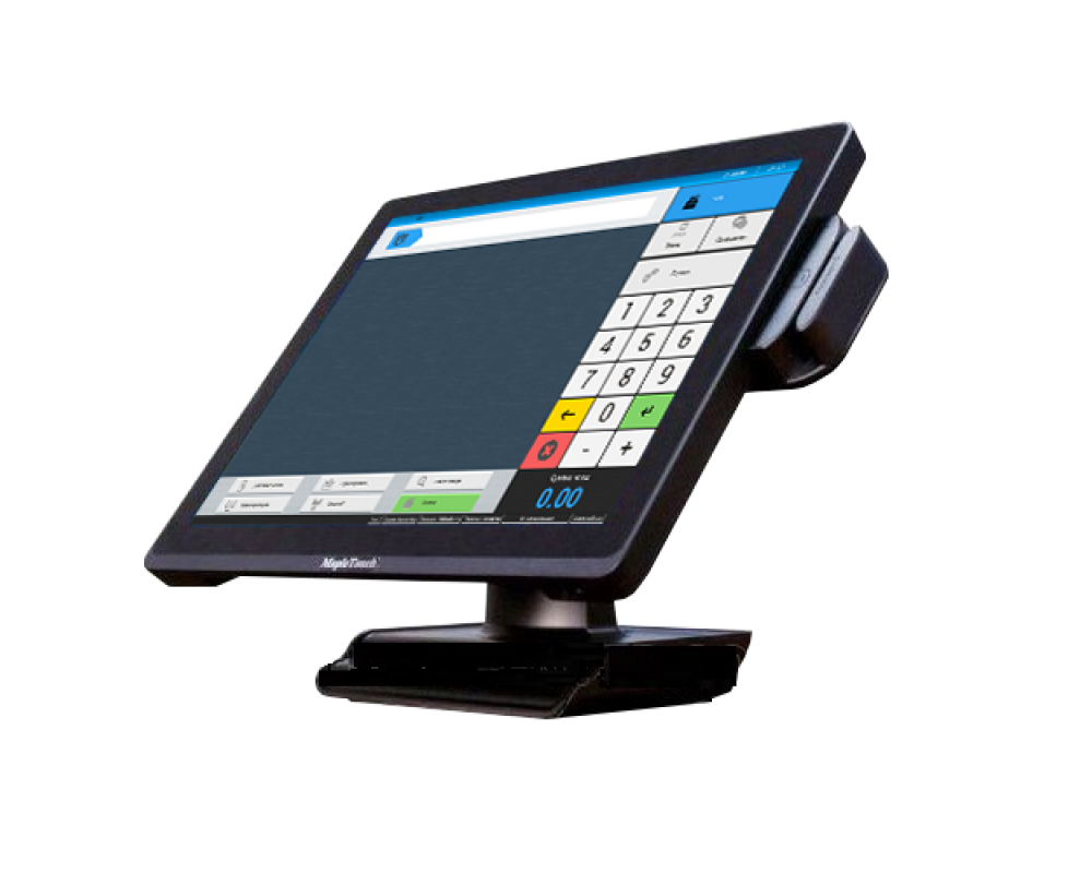 "MapleTouch (15"") POS-156"