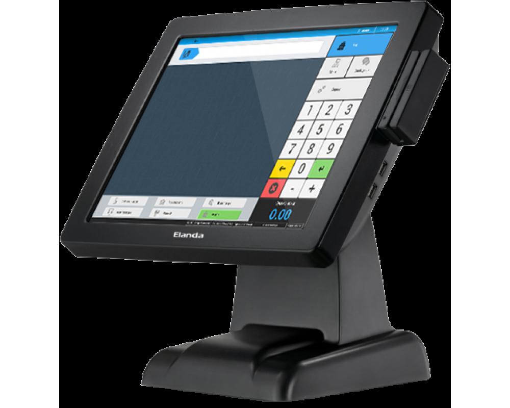 POS-термінал ELANDA T310 з пристроєм для зчитування карт