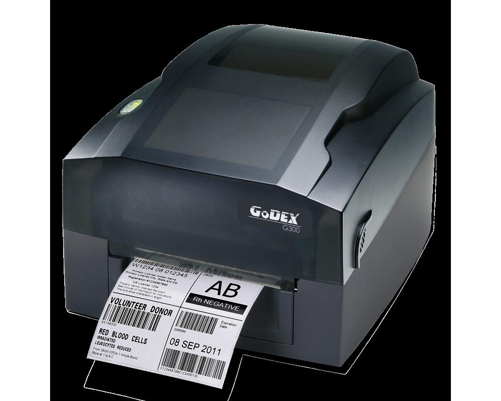 Принтер этикеток Godex DT4с