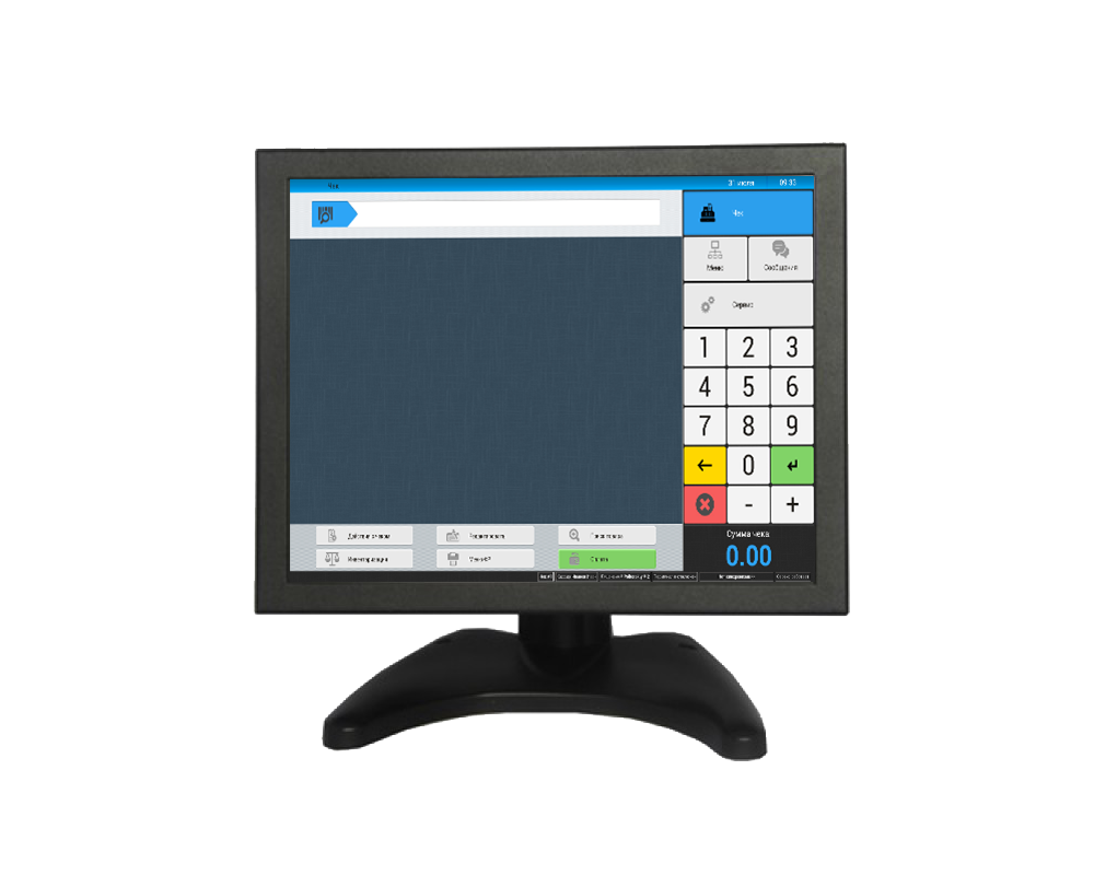 POS-монітор Spark TM 8000М