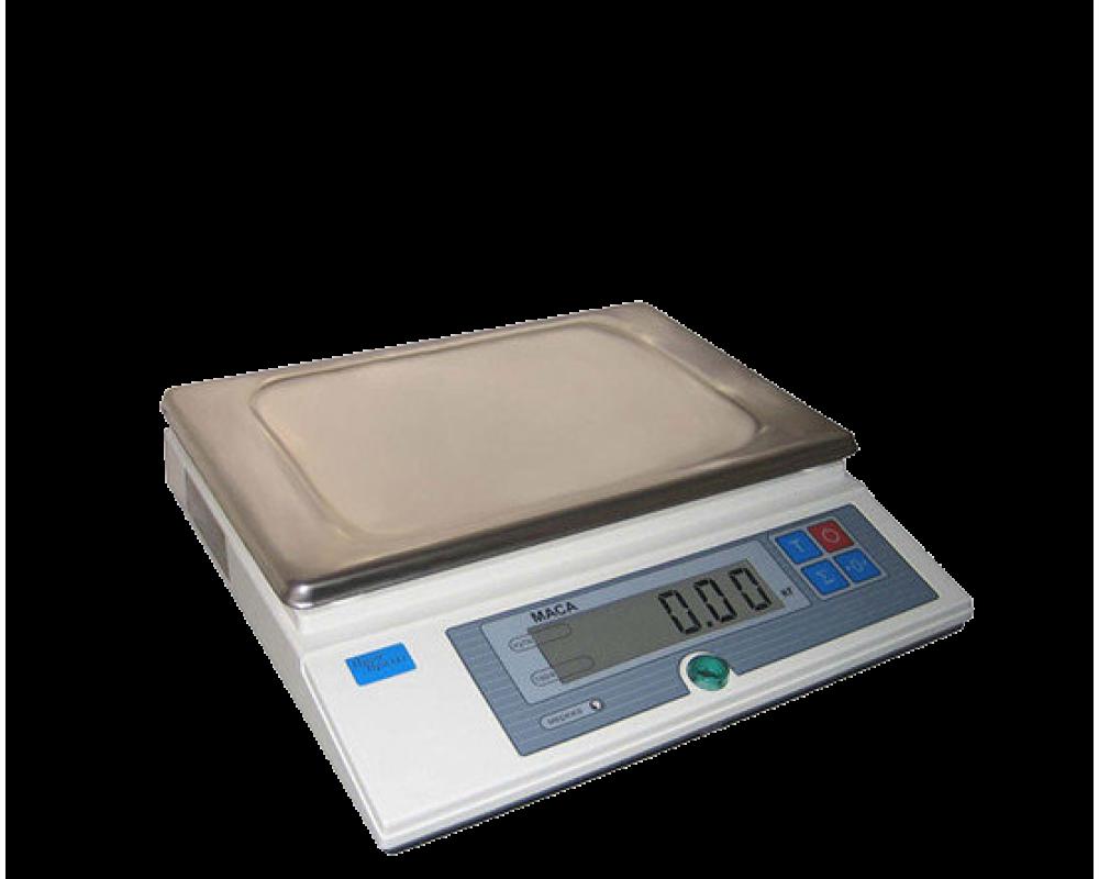 Электронные торговые весы ВТА-60/3-7-AL