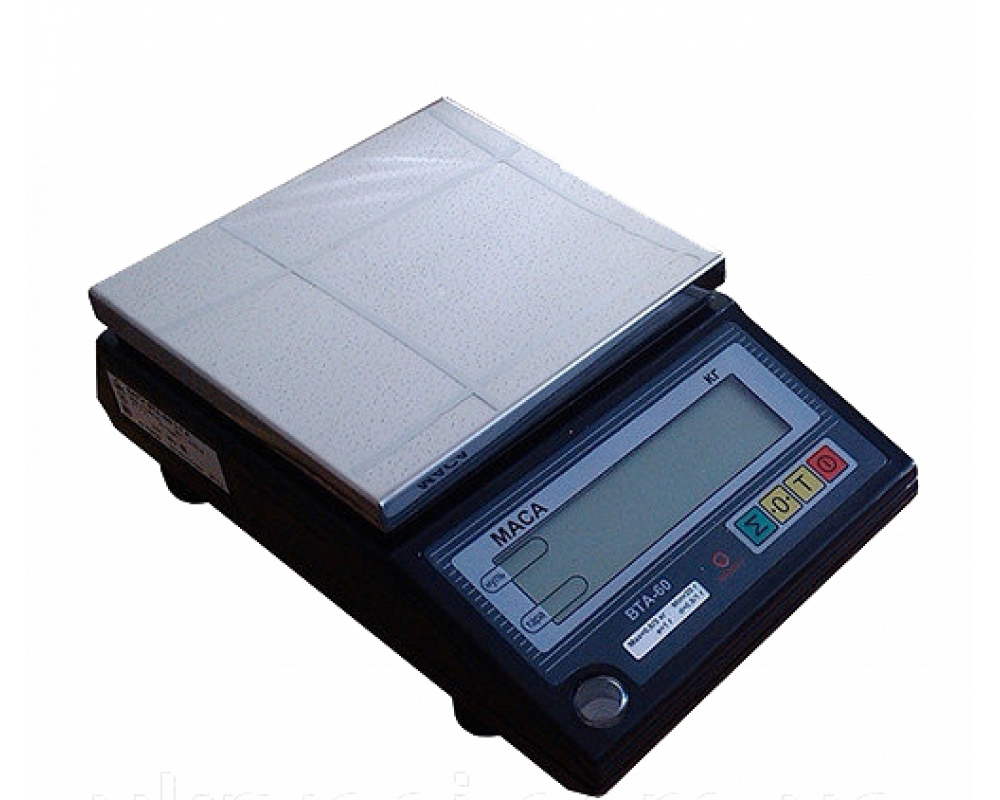 Электронные торговые весы ВТА-60/6-73-AL-2